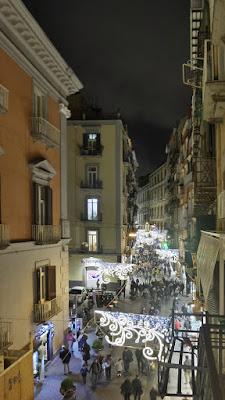 Via Toledo a Napoli di Silvia1990