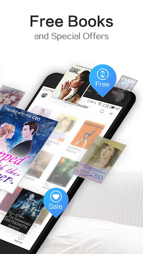 MoboReader - Novels, Stories, Ebooks & AudioBooks  screenshots 18