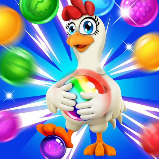 休閒App|バブルフルーツ LOGO-3C達人阿輝的APP
