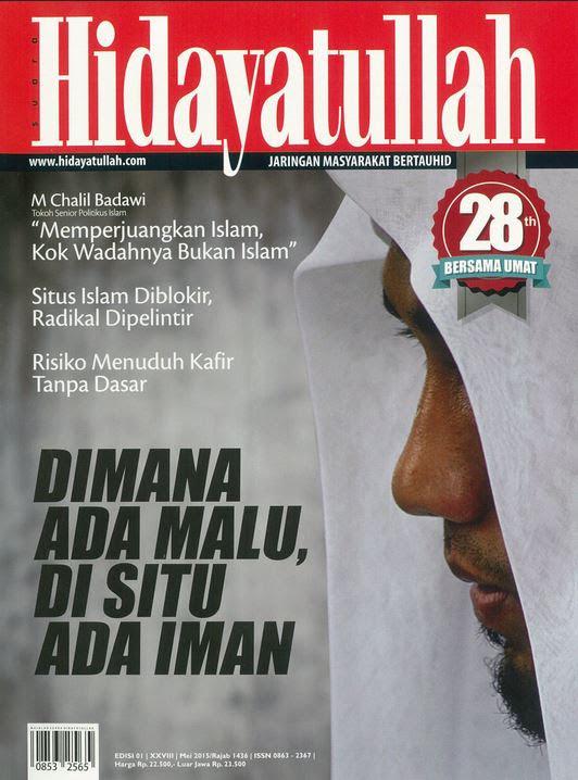 Hidayatullah Edisi Mei 2015