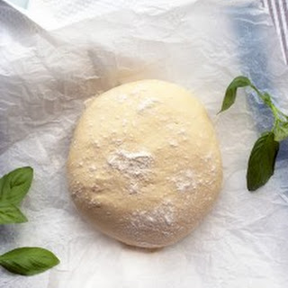 Freezable Pizza Dough.