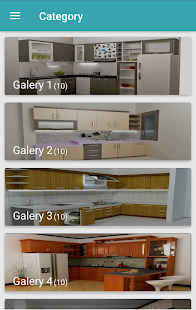 1000+ Kitchen Design - náhled