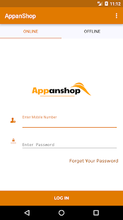 Appanshop - náhled