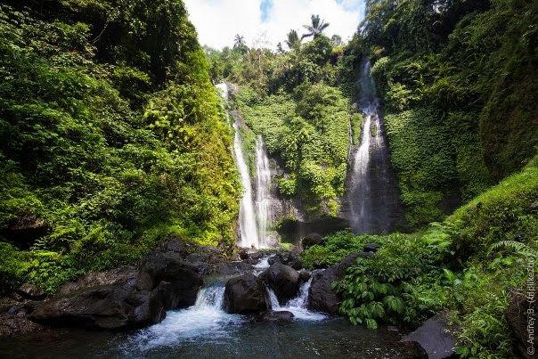 Sekumpul-Waterfall