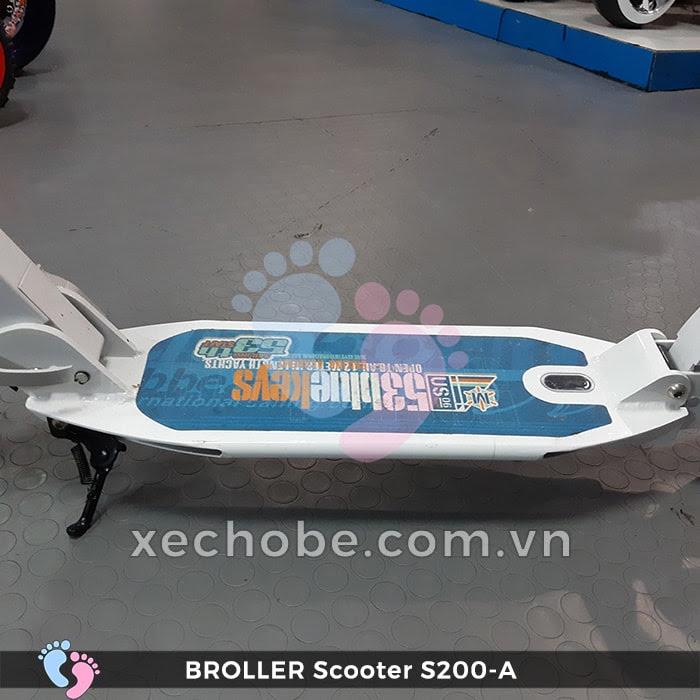 Xe trượt Scooter 2 bánh Broller S200A 11