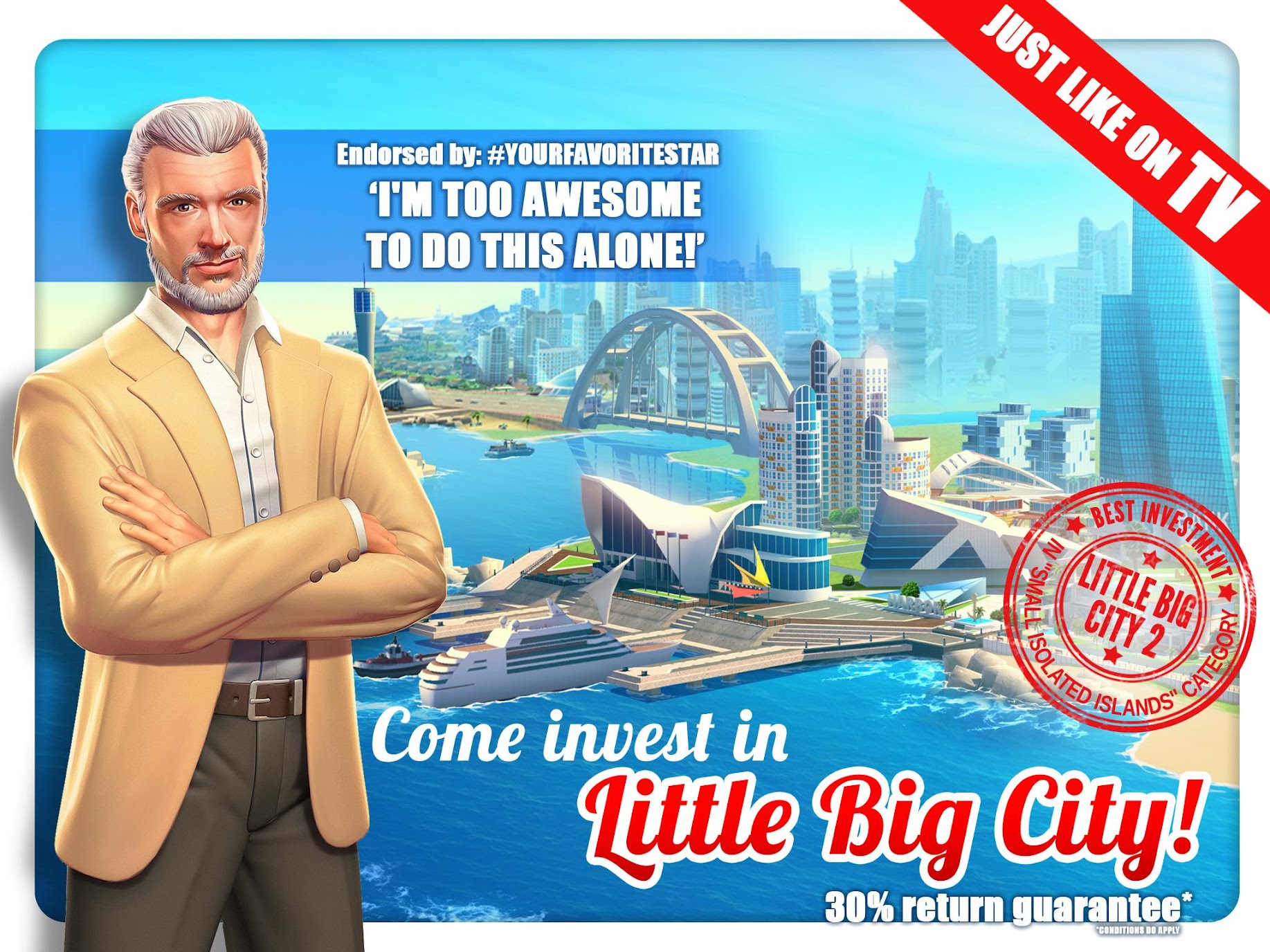 Little Big City 2 Mod Apk (Unlimited Money) 1