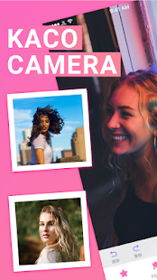 edit your pic with kaco camera mod apk