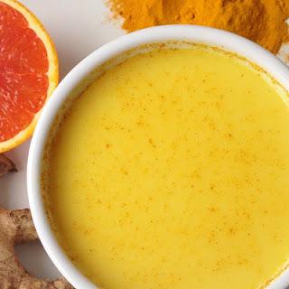 Orange Spice Turmeric Tea