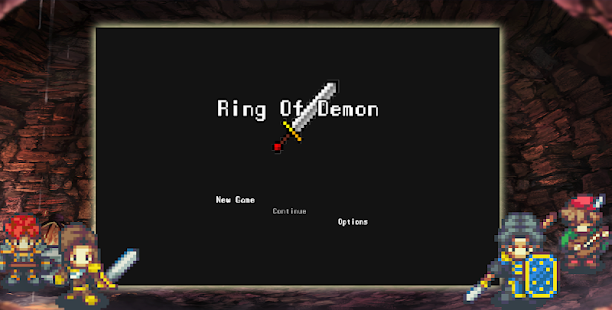 RPG Ring Of Demon Screenshot