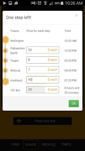android RoadMate Screenshot 4