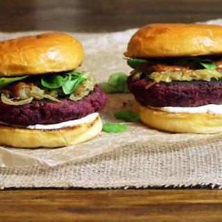 Umami Veggie Burger