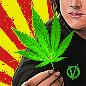 Weed Green Rush: Legalize It!