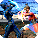 Kung Fu Street Champ - Free Fighting Game 3D icon