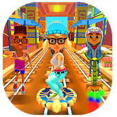 Subway Surf 3D Rush