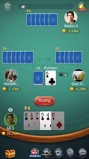 Kartu Cangkulan ( Game Lokal ) 2.5.2 screenshots 15