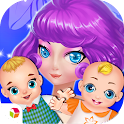 Short Hair's Baby Twins icon