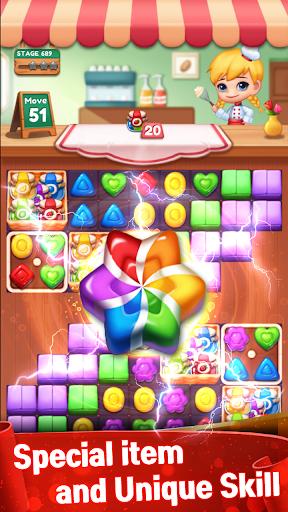 Sweet Candy POP : Match 3 Puzzle 1.0.2 screenshots 2
