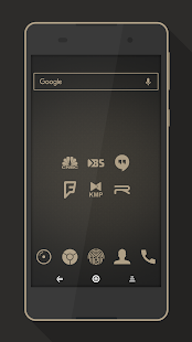 Rest - Icon Pack Screenshot