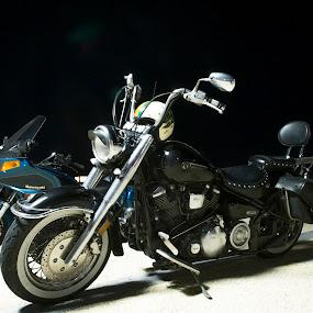 by Mohamad Sa'at Haji Mokim - Transportation Motorcycles