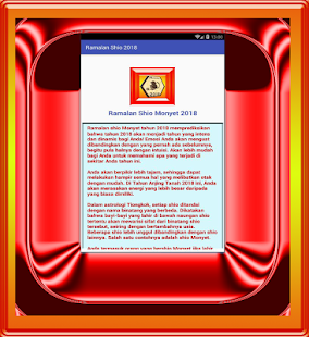 Ramalan Shio Terbaru 2018 - náhled