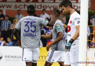 """Lukebakio a surpris Anderlecht: """"On ne s'y attendait pas"""""""