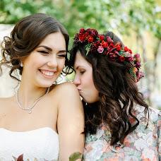 Wedding photographer Yulya Vlasova (vlasovaulia). Photo of 17.10.2016