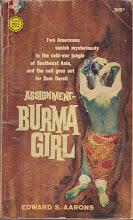 Photo: Aarons, Edward S. - Assignment - Birma girl