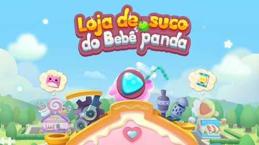 Verão do Bebê Panda: Loja de suco screenshot 7