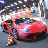 Driving School 3DX - Car Parking Driving Simulator