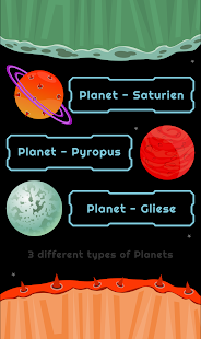 Astrolien - náhled