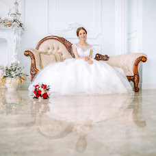 Wedding photographer Viktoriya Vins (Vins). Photo of 20.10.2017