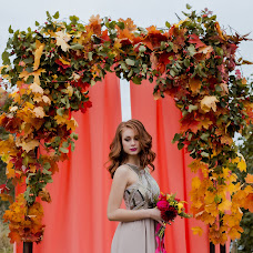 Wedding photographer Yuliya Egorova (egorovaylia). Photo of 02.10.2017