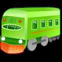 TrainInfo DK icon