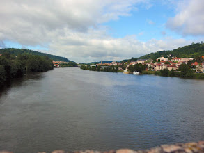 Photo: La Moselle in Pompey