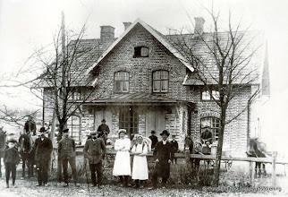 Photo: Mejeriet 1915