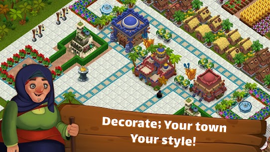 SunCity: City Builder, Farming Mod Apk (Unlimited Storage) 3