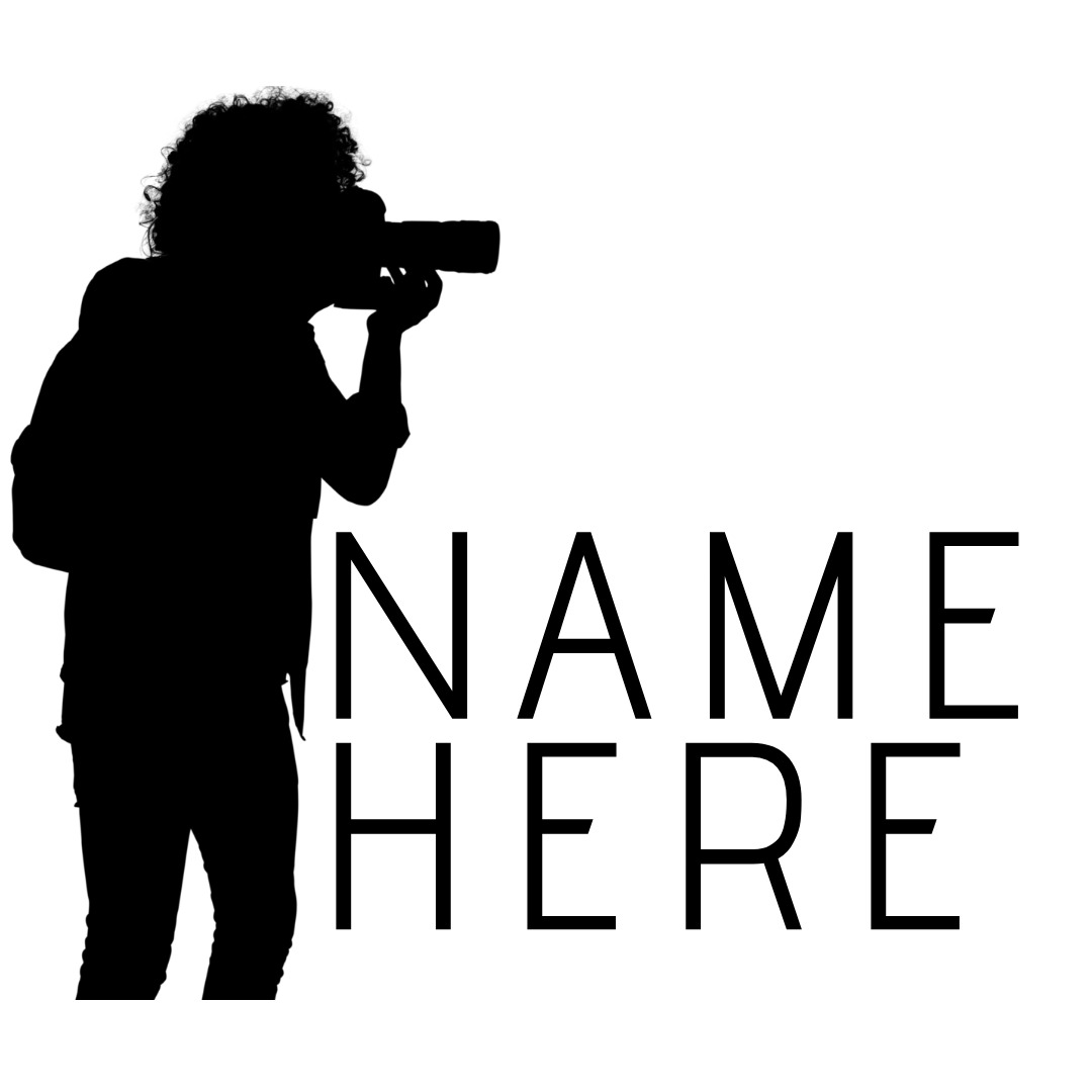photography logo man with camera