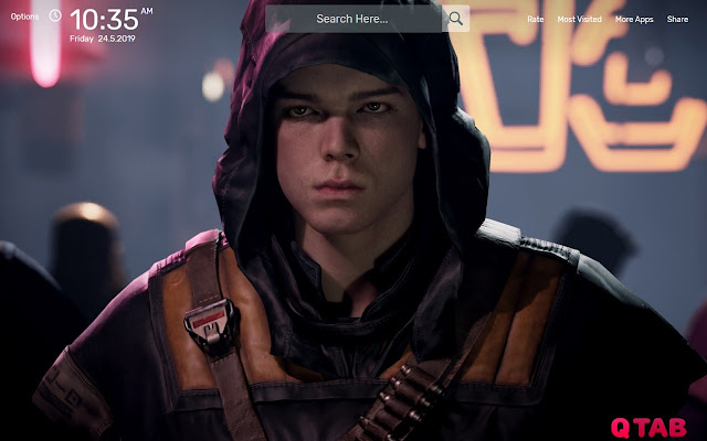 Star Wars Jedi Fallen Order Wallpapers