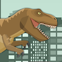 Hybrid T-Rex: City Rampage icon