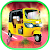 Tuk Tuk Auto Rickshaw Racing file APK Free for PC, smart TV Download