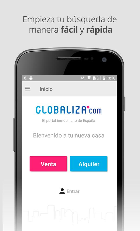 Globaliza Real Estate- screenshot