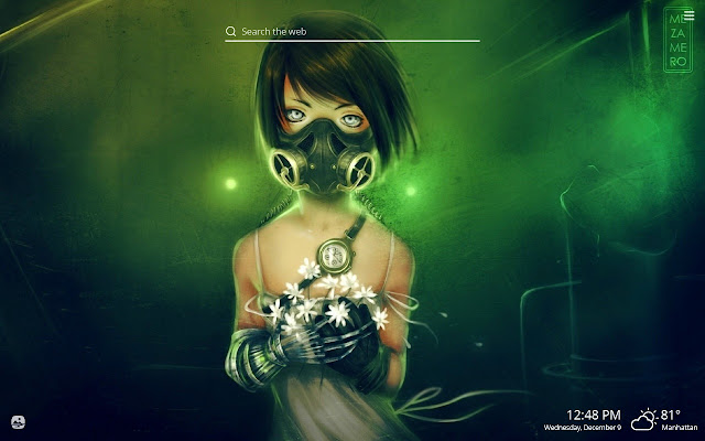 Scary Anime HD Wallpapers New Tab Theme