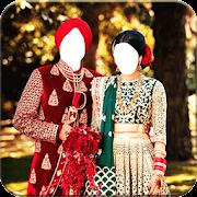 Sikh Couple Fashion Suit