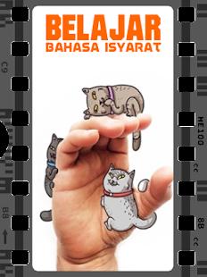 VIDEO BELAJAR BAHASA ISYARAT - náhled