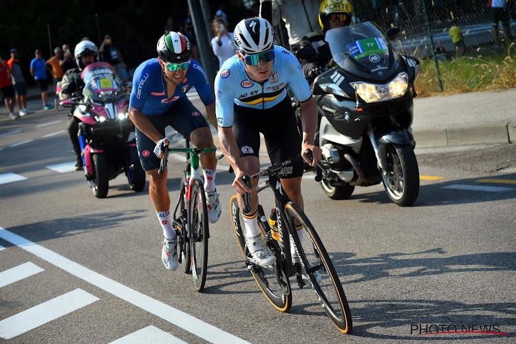 Sonny Colbrelli vloert Evenepoel in sprint en is nieuwe Europese kampioen wielrennen