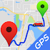 GPS Navigation - Map Locator & Route Planner