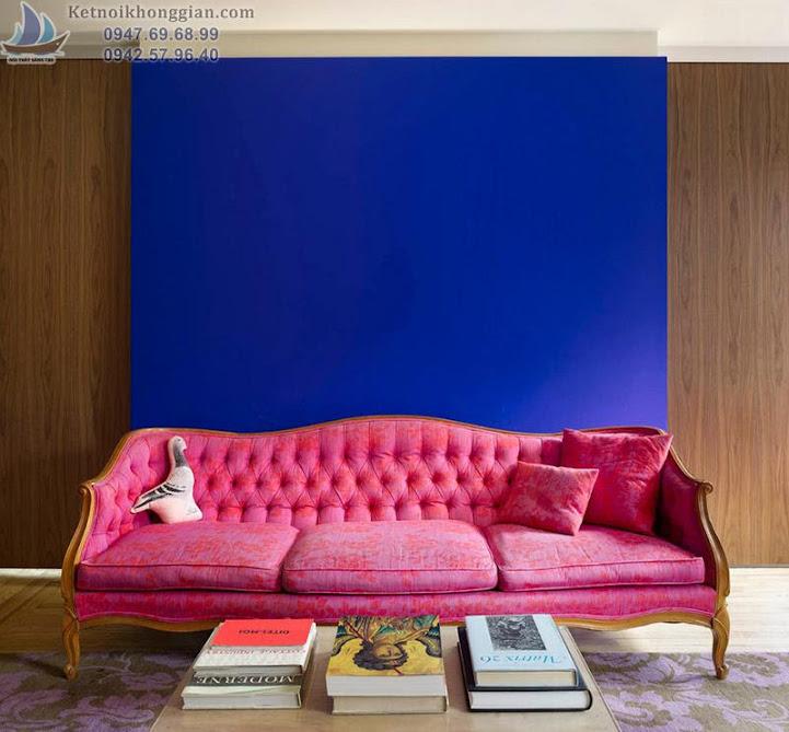 thiết kế nội thất phòng khách chuyên nghiệp