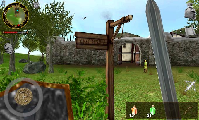 Naroth screenshot
