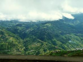 Photo: Halsema Highway from Sagada to Baguio