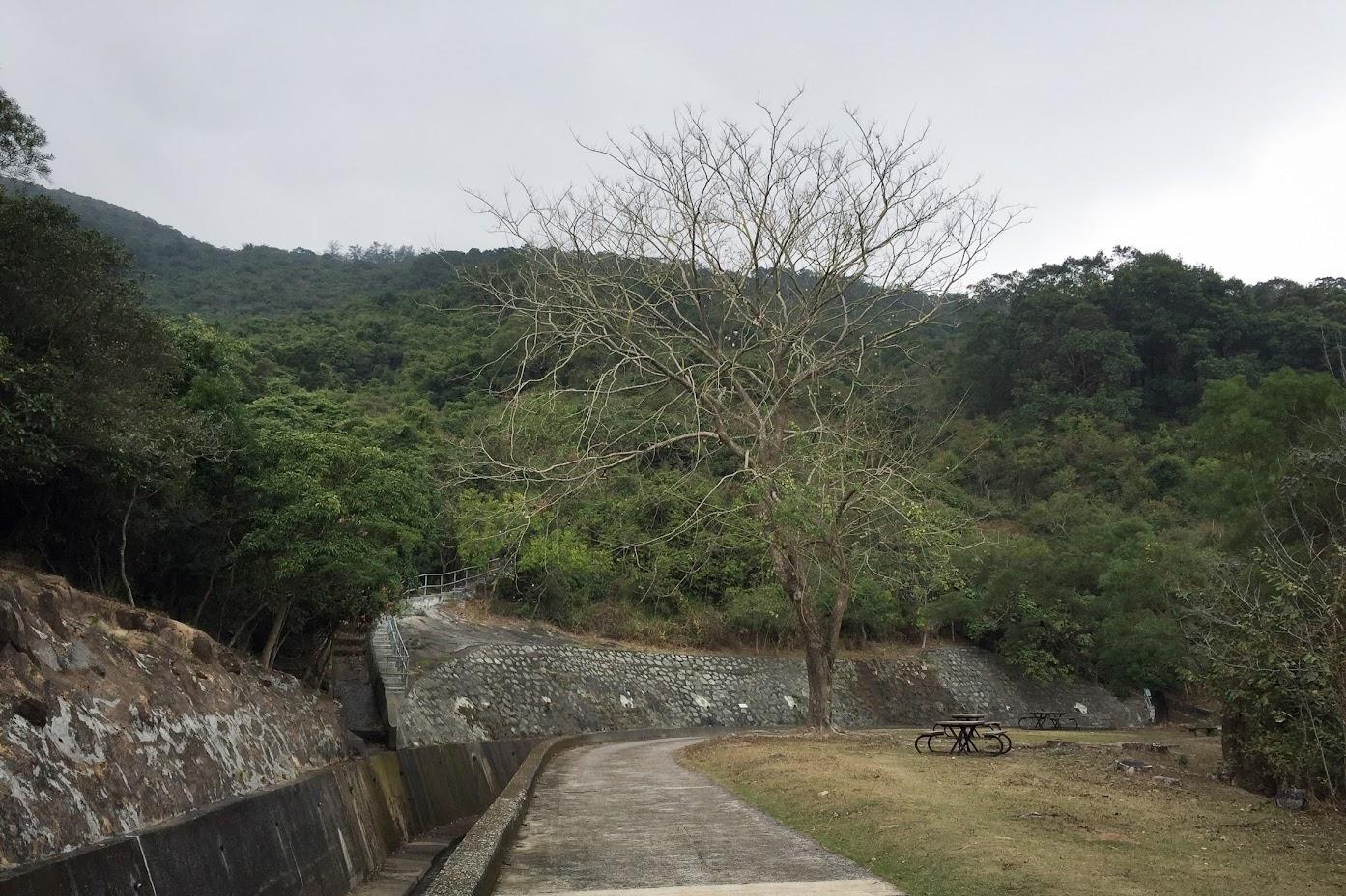 Lantau Trail Section 10